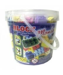 LEGO 104 PEÇAS Montagem Aprendizado Crianças Colorido
