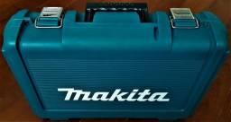 Parafusadeira/Furadeira de Impacto 3/8 Makita8281dwpe3/3Bat14.4V + acessórios Makita nova