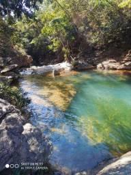 Remanso do Rio Areia a 25 km da Samambaia