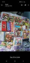 Revistas e Porters do RBD