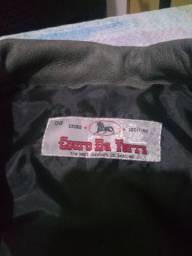 Jaqueta de couro legítimo!!!