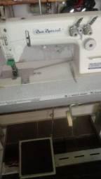 Máquina de costura parasuor / ombro a ombro