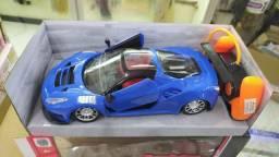 Carro Controle Remoto Road Monster, 4 funções: Futuro Kinds