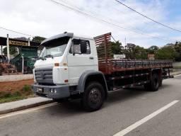 Caminhão Toco Carroceria Madeira Vw 13150