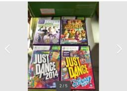 Jogo kinect Xbox 360