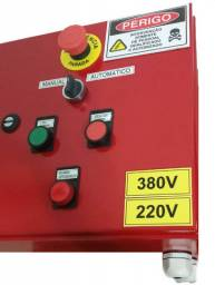 Painéis Elétricos e Painéis para Sistema de Incêndio