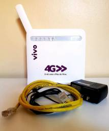 MODEM ROTEADOR 3G e 4G ZTE CHIP/ MF253