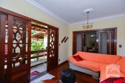 Casa à venda com 4 dormitórios em Santa branca, Belo horizonte cod:316763