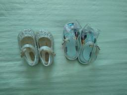 Sandálias Mini Melissa Original de menina