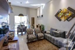 Casa à venda com 3 dormitórios em Castelo, Belo horizonte cod:320956