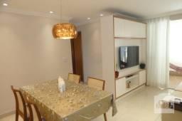 Apartamento à venda com 3 dormitórios em Paquetá, Belo horizonte cod:319588