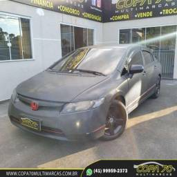 HONDA CIVIC SEDAN LXS 1.8/1.8 FLEX 16V MEC. 4P FLEX 2008