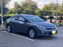 Honda Civic 1.8 lxs flex