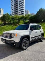 Jeep Renegade Sport blindada diesel 4x4 Branca 2016