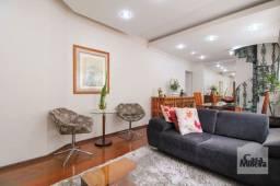 Apartamento à venda com 4 dormitórios em Santo agostinho, Belo horizonte cod:277613