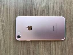 Título do anúncio: iPhone 7 32gb Rosê