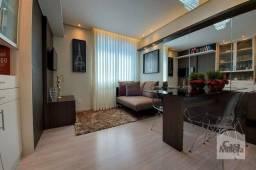 Apartamento à venda com 1 dormitórios em Estoril, Belo horizonte cod:279002