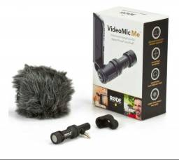 VideoMic Me microfone disponível para Android e IOS!
