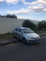 Etios X 1.5 Sedan 2017 km 63.000