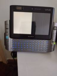 Mini computador Sony vaio raro