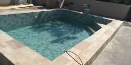 Pensando em trocar os pisos da piscina?