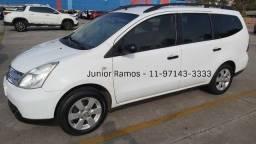 Título do anúncio: Nissan Grand Livina 1.8 S / 2010 / 7 lugares