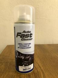 Higienizador Automotivo Limpa perfuma Sistema de Ar-condicionado