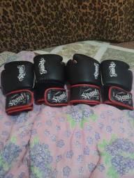 Luvas de luta