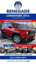 Título do anúncio: Renegade longitude 2016