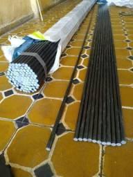 Vara de fibra de vidro 10mm (metro)