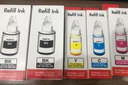 Título do anúncio: Tintas para impressora canon