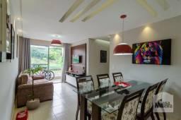 Apartamento à venda com 3 dormitórios em Paquetá, Belo horizonte cod:277121