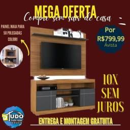 Título do anúncio: Mega Oferta Rack com Painel pra TV até 60 polegadas