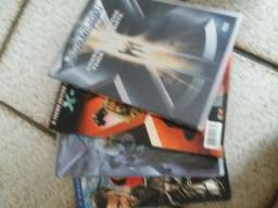Filmes de ação e ficção