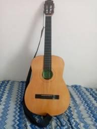 Violão Kashima Usado (aceito troca em teclado instrumento)