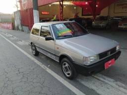 Título do anúncio: Fiat Uno 1989 1.5 R Gasolina, vidro elétrico, Ar condicionado.