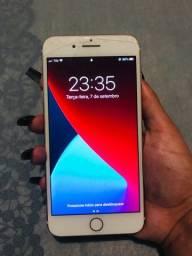 Título do anúncio: iPhone 7 Plus Rose 128gb ...