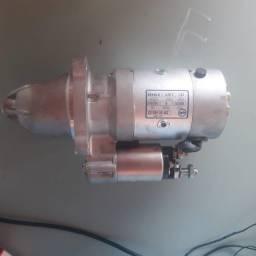 Motor Partida Caminhões 12v 3.0kw M93r Zm8048003