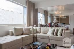 Apartamento à venda com 4 dormitórios em Santa lúcia, Belo horizonte cod:274498