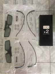 Par Óculos 3D Samsung
