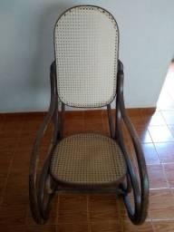 Cadeira de balanço....