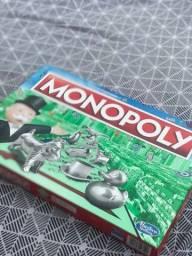 Jogo de tabuleiro - monopoly