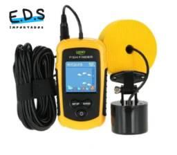 Detector Localizador de Peixe Sonar Todo Tipo de Pescaria