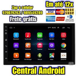 CENTRAL MULTIMIDIA ANDROID