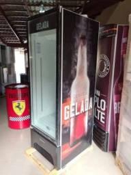 Título do anúncio: 10xSem/juros Cervejeira porta vidro grande digital modo econômico zera na caixa