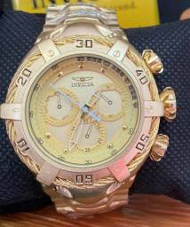 Título do anúncio: Relógio Invicta Thunderbolt Gold Exclusive