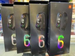 Relógio Smartwatch Xiaomi Mi Band 6