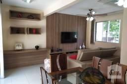 Casa à venda com 3 dormitórios em Castelo, Belo horizonte cod:317619