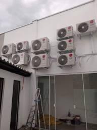 Instalação de ar condicionado 279,90