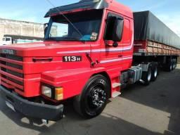 Scania 113h topline
